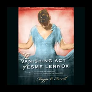 The Vanishing Act of Esme Lennox Audiobook