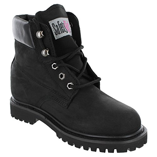 Safety Girl Steel Womens Boots