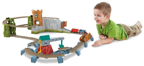 Fisher-Price Thomas & Friends TrackMaster, Castle Quest Set