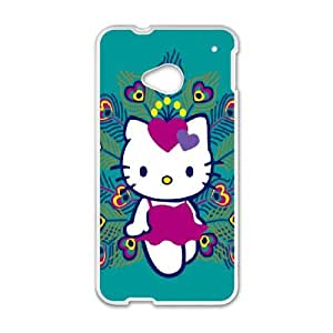 Hello Kitty HTC One M7 Cell Phone Case White Abos