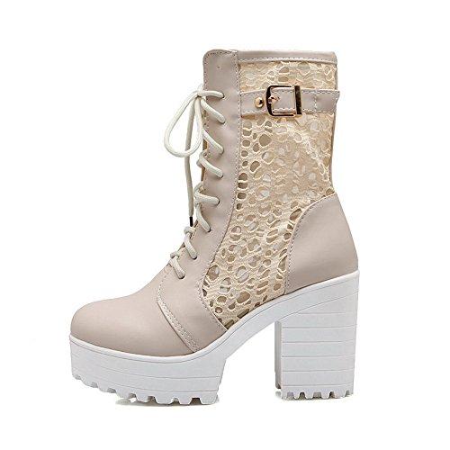 Pantofole Donna Beige A Stivaletto A amp;n Txpq0w0R