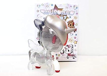 "Tokidoki UNICORNO SERIES 7 ROBOLINA 3/"" Mini Vinyl Figure Toy Opened Blind Box"