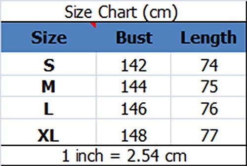 shirt Sexy Couleur Asymétrique T Taille Longues Zhrui à S Manches Noir A ZaxF1nw5