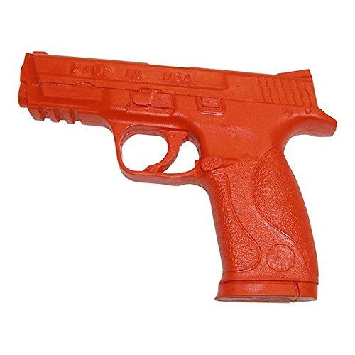 Smith And Wesson Auto Pistols - USA Practice Standard M&P Auto Gun Pistol Police Trainer safety orange