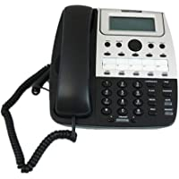 Cortelco 274000-Tp2-27s Feature 4-Line Telephone Black
