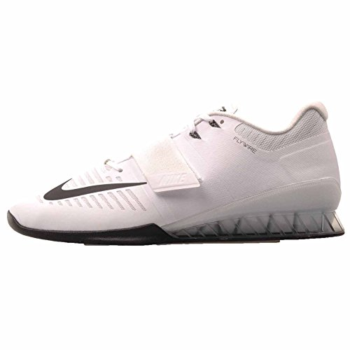 cheap sale 2015 new NIKE Romaleos 3 Mens Weight-Lifting Shoes White/Black-volt discount get authentic n8Nn8X