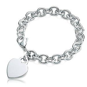 PicturesOnGold.com Sterling Silver Engravable Bracelet