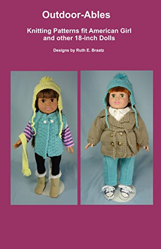 Amazon Outdoor Ables Knitting Patterns Fit American Girl And