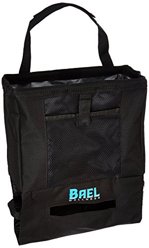 Bael BAELCTC01 Trash Can & Caddy for Car & Kitchen, Hanging, Portable, Leak Proof, Storage & Velcro Belt, Best Gift
