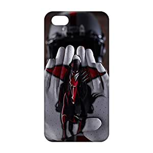 Slim Thin 3D Texas Tech Red Raiders football team For HTC One M7 Phone Case Cover