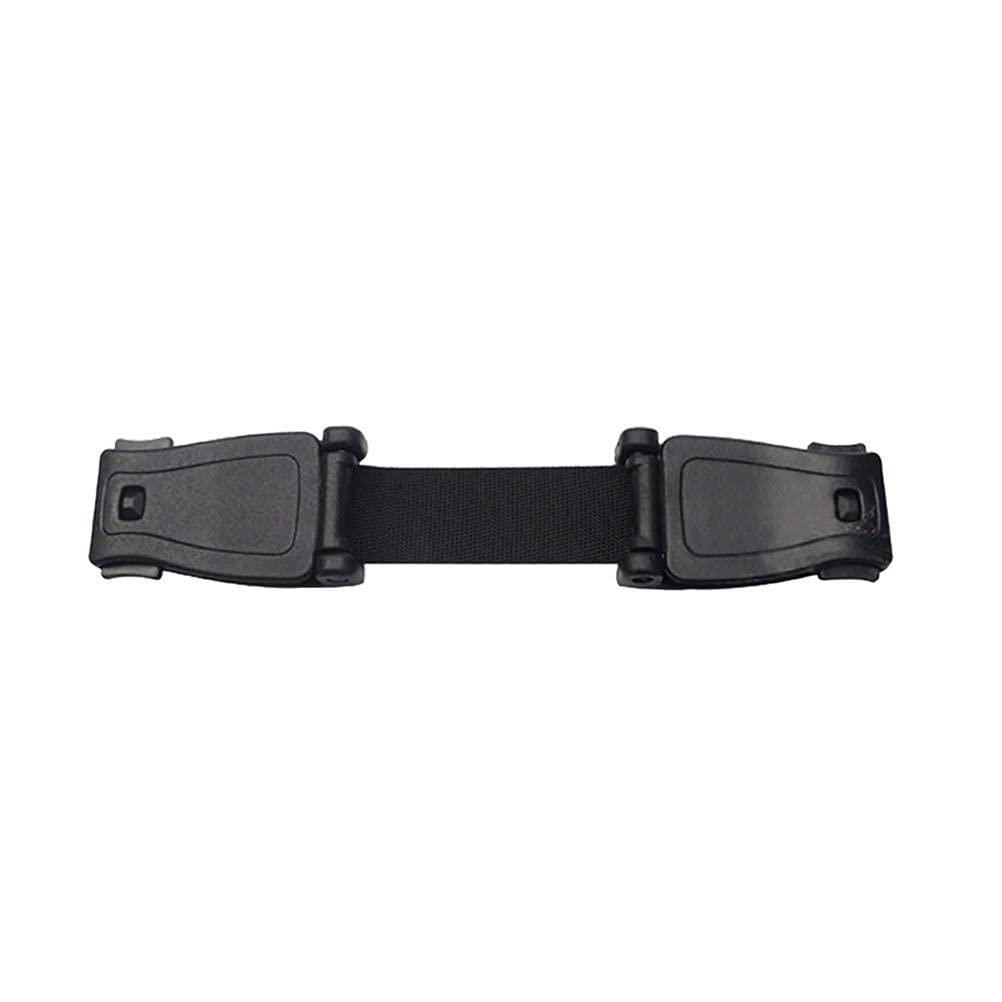 Gazaar Car Seat Chest Harness Locking Belt Car Baby Safety Seat Strap Belt Harness Chest Safe Buckle for Baby Kid Child Safety Seatbelt Buckle Belt Car Accessories