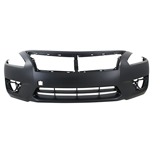 MBI AUTO – Painted to Match, Front Bumper Cover Fascia for 2013 2014 2015 Nissan Altima Sedan 13-15, NI1000285