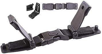 Chang2 Stk Auto Baby Sitz Sicherheitsgurt Brustgurt Clip Durable Black Safe Buckle Lock Gürtel Für Kinder Kinder Schwarz Universal Baby