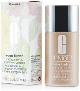 Clinique Even Better Makeup SPF15 (Dry Combinationl to Combination Oily) - No. 05 Neutral - 30ml/1oz