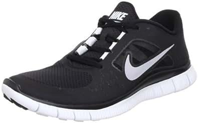 Nike Free Run+ V3 Running Shoes - 7.5 - Black