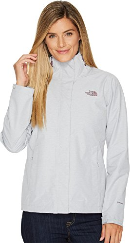 The North Face Chest Pocket Coat (The North Face Women's Venture 2 Jacket Tnf Light Grey Large)