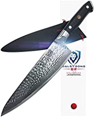 The Ultimate Chef KnifeAt The Cutting Edge of Beauty and Performance  The Dalstrong Shogun Series X chef knife is painstakingly crafted over 60 days using the highest quality materials, it is both a razor-sharp kitchen powerhouse and artist...