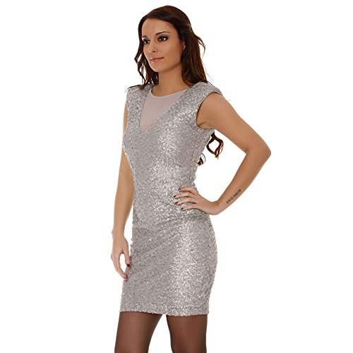 Miss Wear Line - Vestido - recta - Sin mangas - para mujer