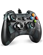 EasySMX [Wired PS3 PC-Controller] Controller Joystick f¨¹r Spiele mit Kabel mit Dual-Vibration, Turbo und Fronttasten f¨¹r Windows/Android / PS3 / TV Box