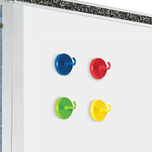 Learning Resources Super Strong Magnetic Hooks, Set of 4 by Learning Resources (Image #3)