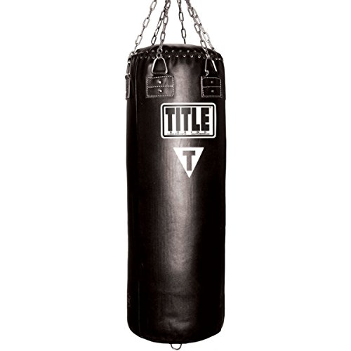 Title Boxing Leather Professional Choice Heavy Bag, 70 lbs
