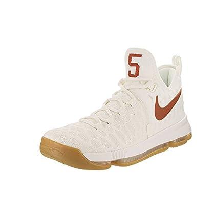 e2c9e55b921 Nike Men s Zoom KD 9 Texas Sail Sail Basketball Shoe 11 Men US