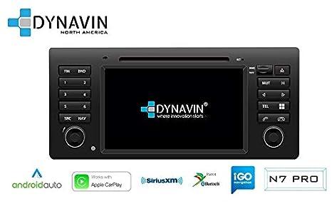 Amazon com: Dynavin N7-E39 PRO Radio Navigation System, for
