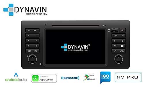 Dynavin N7-E39 Radio Navigation System, for BMW 5 series 1996-2003 ()