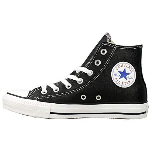 Sneaker Converse Unisex Adulto nero Hi Core Lea Ct Nero wIICqvO