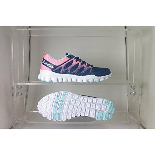 Reebok Garçon Chaussures bleu Fitness de Cn0096 wRBqw8OZ
