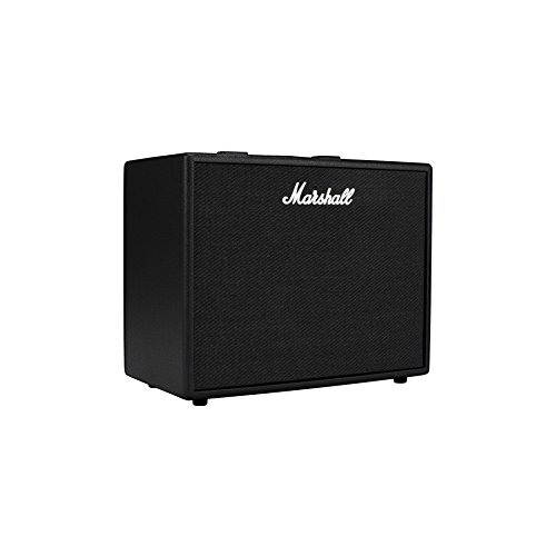 Marshall Code 50 50W 1x12 Programmable Guitar Combo w Footcontroller