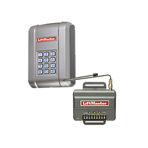 Liftmaster KPW250 Wireless Keypad & Liftmaster 850LM Universal Receiver (Shipping Vehicle From Puerto Rico To Usa)