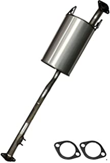 Stainless Steel Muffler Fits 1996-2000 Toyota 4Runner 3.4L V6