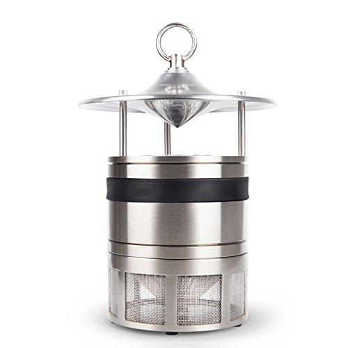 LIXIONG Anti-Mosquitos del Lámpara Interior/Exterior a Prueba de Agua Tipo de succión Tipo de Enchufe eléctrico Mudo El...