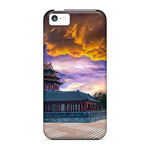 TyY1801hEjY Faddish The Forbidden City Case Cover For Iphone 5c