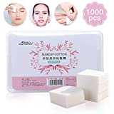 1000Pcs Makeup Facial Cotton Pads, Nail Polish