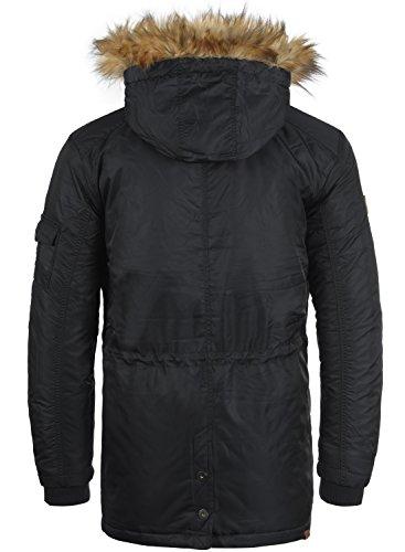 BLEND Black para de Chaqueta Eugen 70155 Invierno Hombre rwxUrS1fq