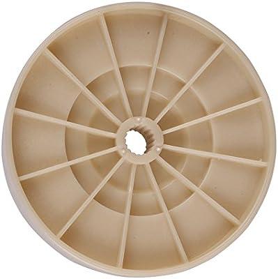 Nueva polea para lavadora Whirlpool W10006356: Amazon.es ...