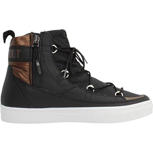 Calzado Vega para Negro Mujer Boot Calzado Deportivo Moon Modelo Deportivo Boot Marca Color Moon para Negro Negro Mujer We Rwzf4qcPaw