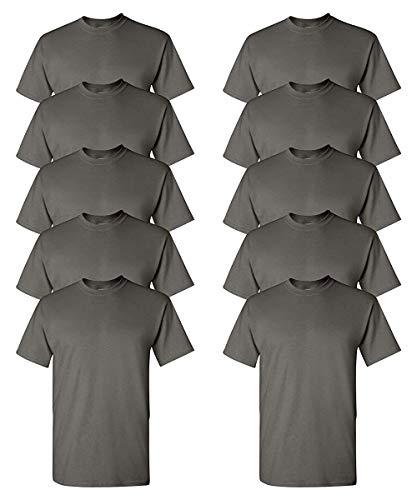 Gildan Men's Heavy Cotton T-Shirt (10 Pack)