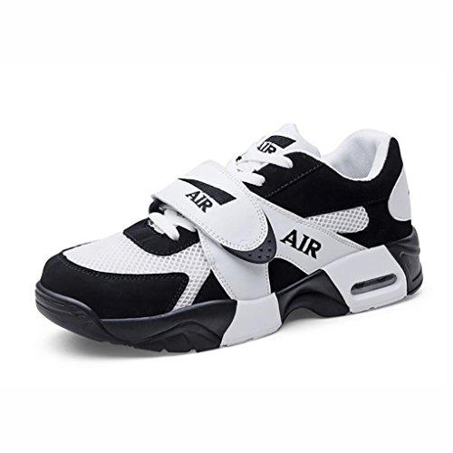 YaXuan Turnschuhe der Frauen, Sommer-Neue Kursteilnehmer-beiläufige Schuhe 2018, Starke Untere Koreanische Version der Laufenden Schuhe, Paar-Sport-Schuhe, (Farbe : B, Größe : 37) EIN