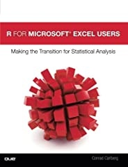 Microsoft Excel can perform many statistical analyses, but thousands of business users and analysts are now reaching its limits. R, in contrast, can perform virtually any imaginable analysis—if you can get over its learning curve. In R for M...