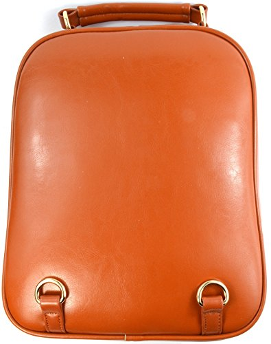 Beibaobao - Bolso mochila Mujer Marrón - marrón