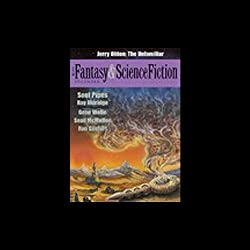 The Best of Fantasy and Science Fiction Magazine 2002