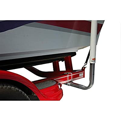 CE Smith Trailer Post Guide-On with Unlighted Posts- Replacement Parts and Accessories for your Ski Boat, Fishing Boat or Sailboat Trailer