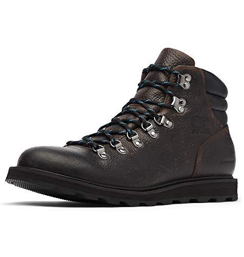 Sorel - Men's Madson Hiker Waterproof Boot, Tobacco, 10 M US (Best Hiking Boots Uk 2019)