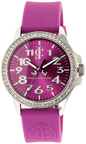 Authentic Juicy Couture Crystal - Juicy Couture Jetsetter Women's Quartz Watch 1900967