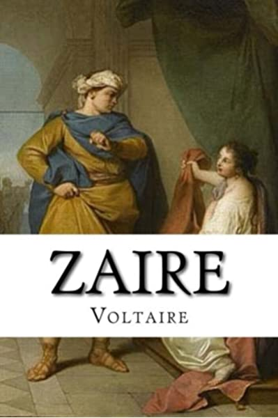 Zaire Amazon Es Voltaire Edibooks Libros En Idiomas Extranjeros