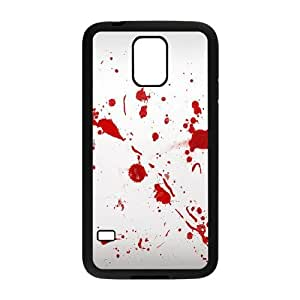 Dexter Blood Samsung Galaxy S5 Cell Phone Case Black MSY150343AEW