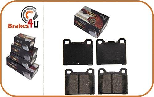 D31 REAR Semi-Metallic Brake Pads (Rear Brake V90)